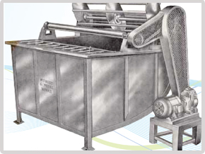 Winch Machine for Scouring & Bleaching